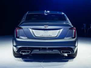 31 A 2020 Cadillac Cts V Horsepower New Model and Performance