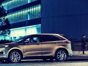 31 A 2020 Ford Edge Review and Release date