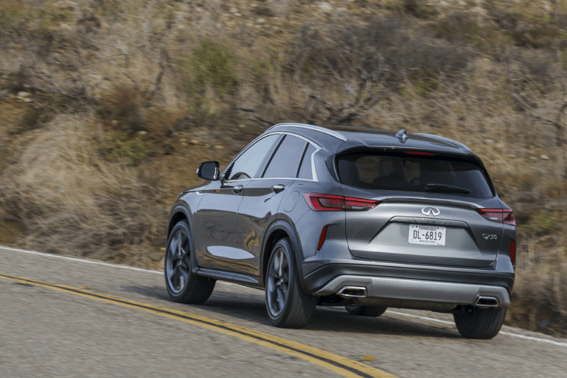 31 A 2020 Infiniti Qx50 Changes Price Design And Review