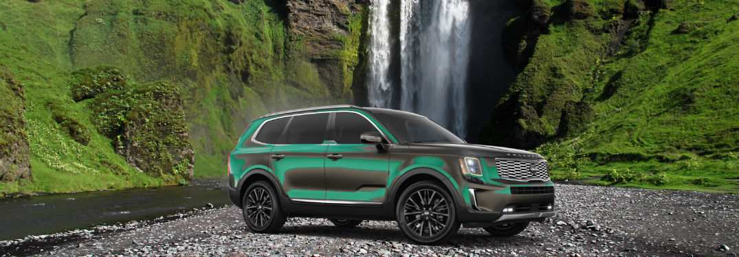 31 A 2020 Kia Telluride Interior Colors Pictures