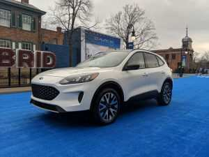 31 A Ford Escape 2020 Price and Release date