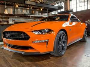 31 A Ford Mustang 2020 Release Date and Concept
