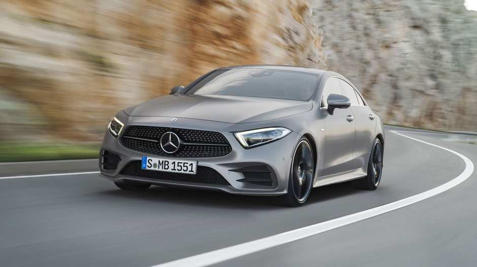 31 A Mercedes 2019 Coupe Style
