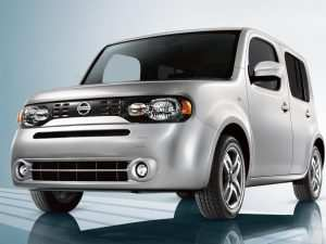31 A Nissan Cube 2019 Speed Test