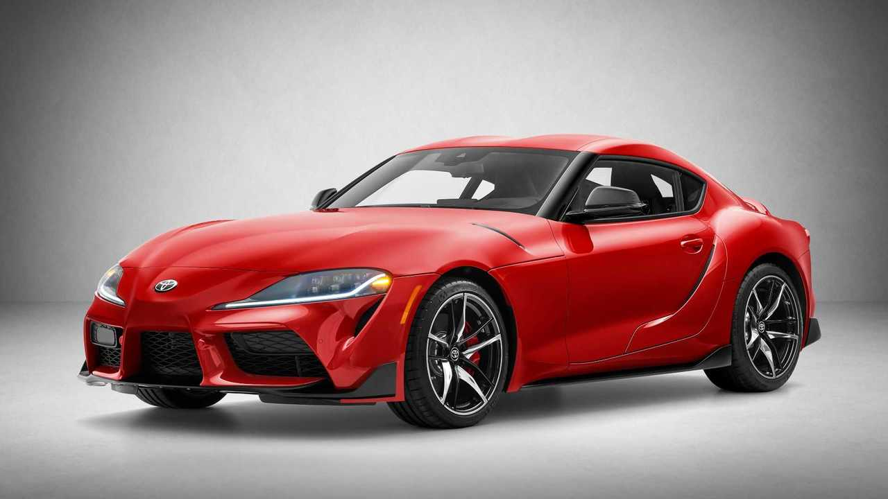 31 A Toyota Supra 2020 BMW Redesign And Review