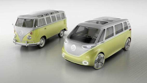 31 A Volkswagen T1 2020 First Drive