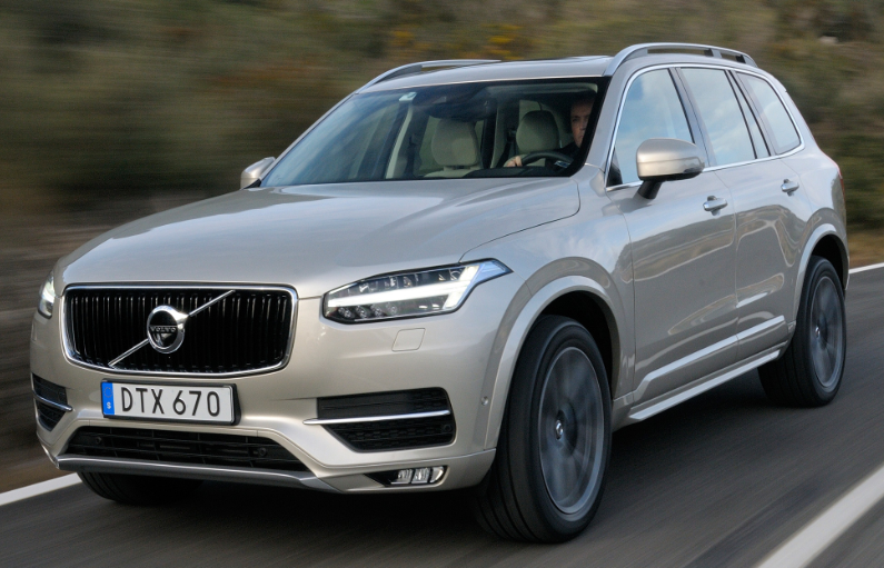 31 A Volvo Xc90 2020 Release Date Photos