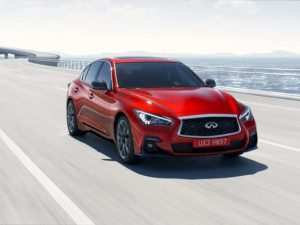 31 All New 2019 Infiniti Q50 Redesign Review and Release date