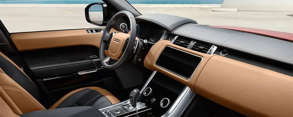 31 All New 2019 Land Rover Interior Review And Release Date