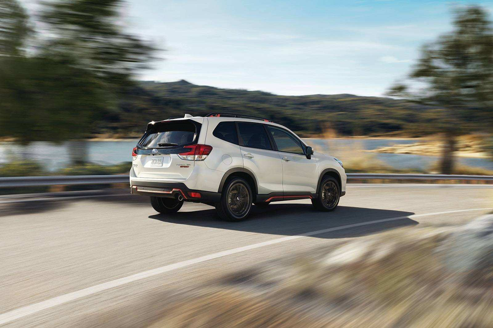 31 All New 2019 Subaru Forester Sport 2 Spesification