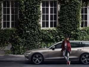 31 All New 2019 Volvo Wagon Wallpaper