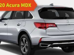 31 All New 2020 Acura Mdx Update Configurations