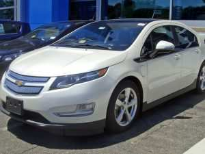 31 All New 2020 Chevrolet Volt Price Design and Review