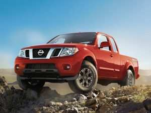 31 All New 2020 Nissan Frontier Interior Style