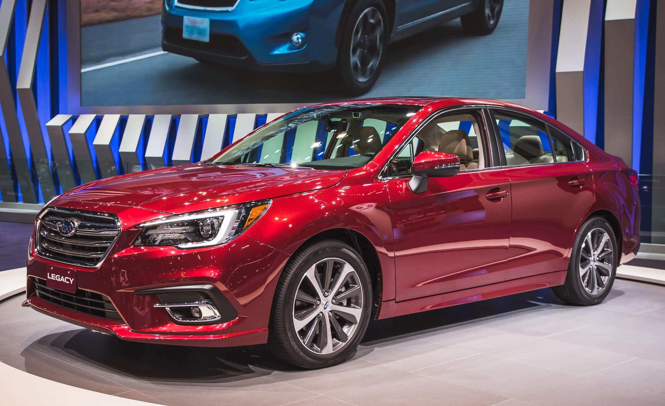 31 All New 2020 Subaru Legacy Ground Clearance Release Date and Concept