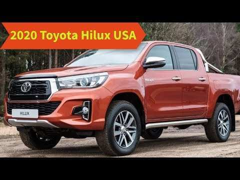 31 All New 2020 Toyota Hilux Configurations