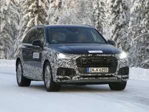 31 All New Audi Q7 2020 Facelift Performance
