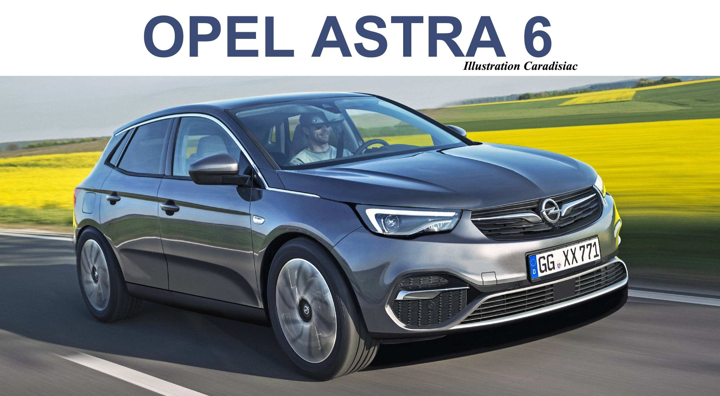 31 All New Future Opel Astra 2020 Redesign