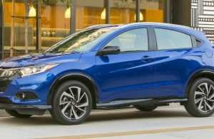 31 All New Honda Hrv 2020 Canada Specs and Review