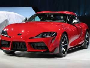 31 All New Images Of 2020 Toyota Supra First Drive