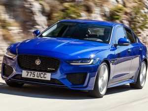 Jaguar Xe 2020 Uk