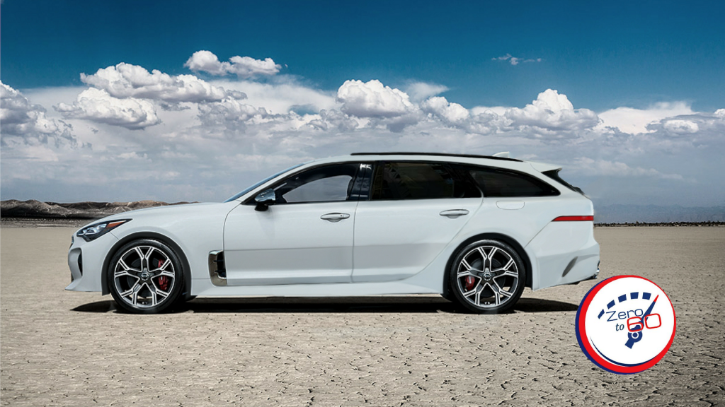 31 All New Kia Stinger 2020 Photos