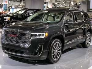 31 All New New Gmc Acadia 2020 Configurations