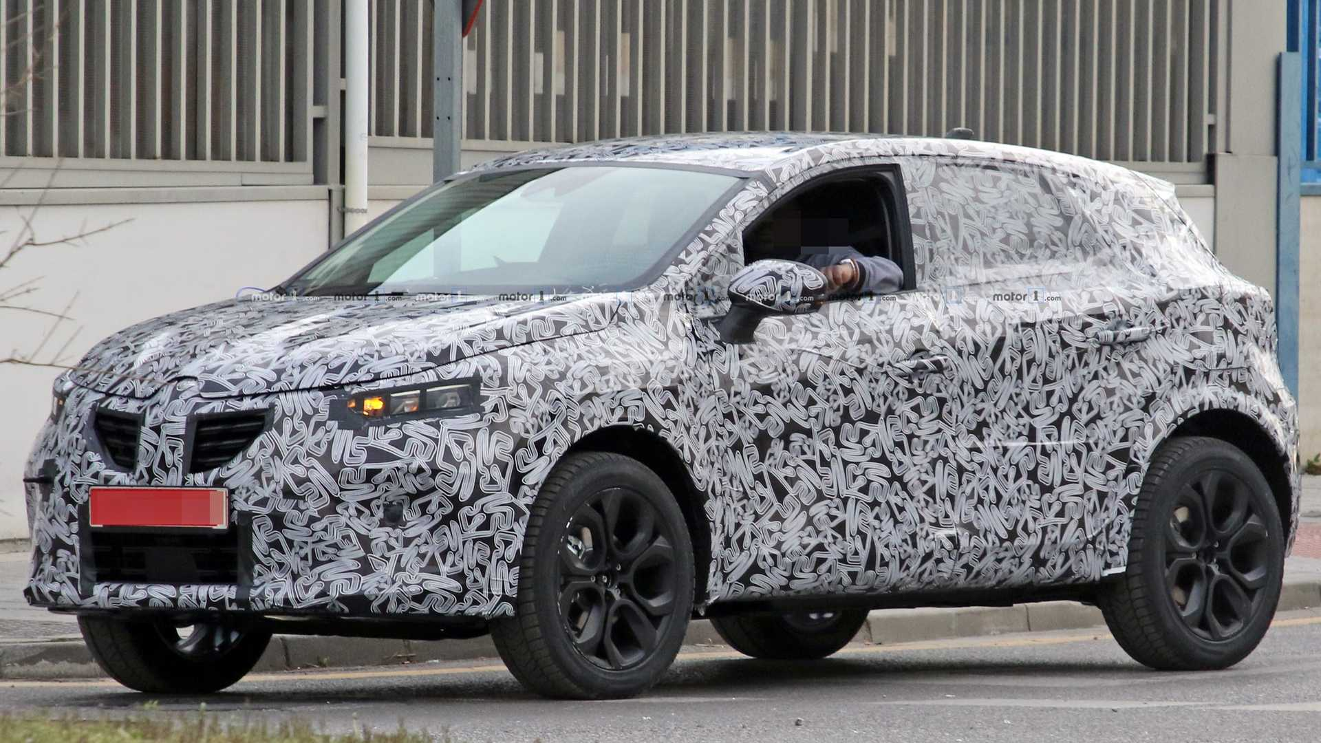 31 All New Renault Captur 2020 Images