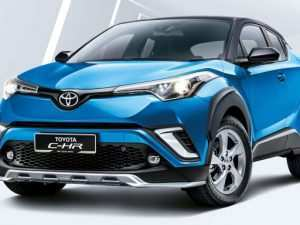 31 All New Toyota 2019 New Model