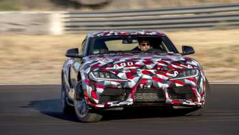 31 Best 2019 Toyota Supra Manual First Drive