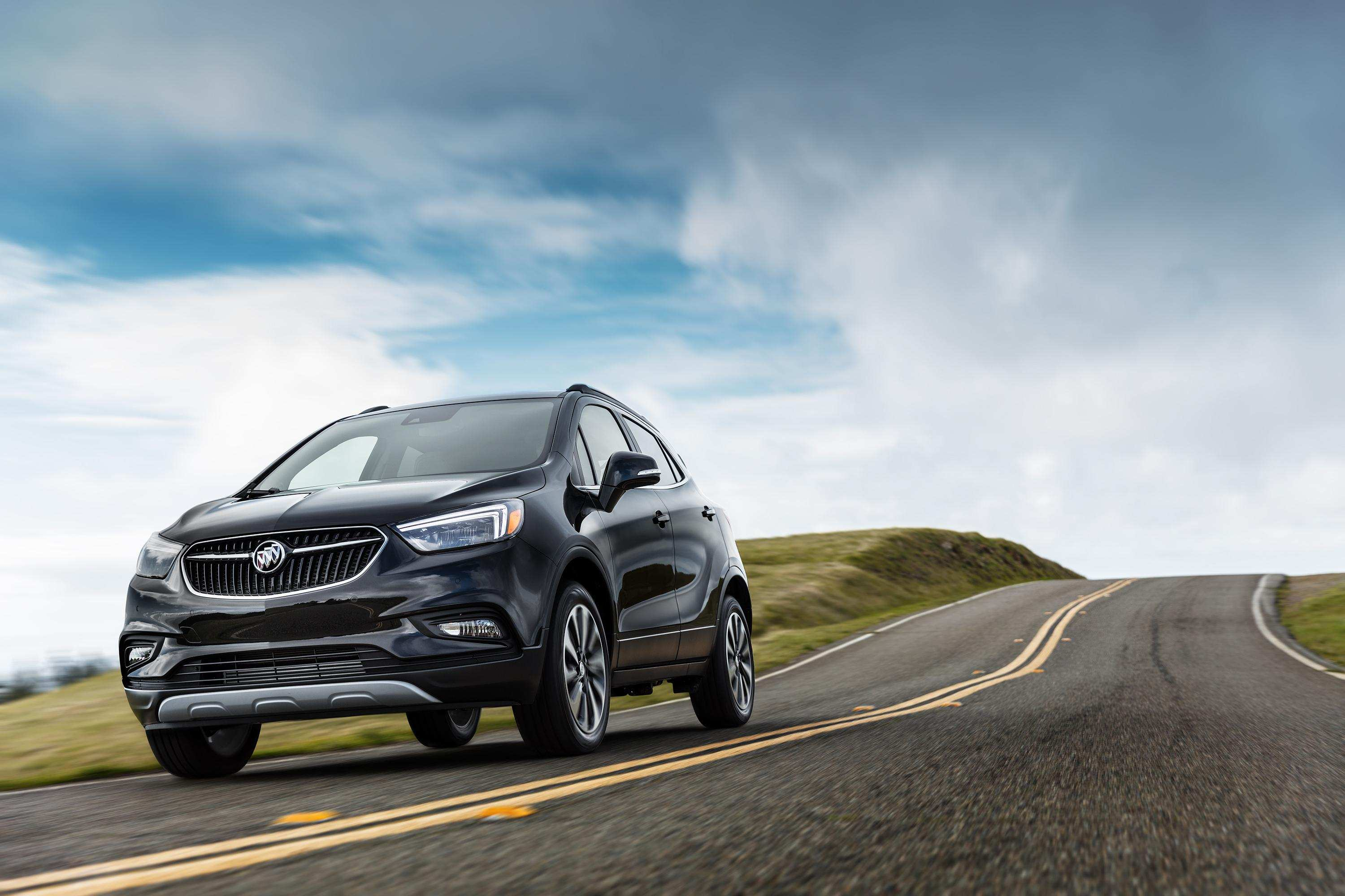 31 Best 2020 Buick Encore Reveal Redesign and Review
