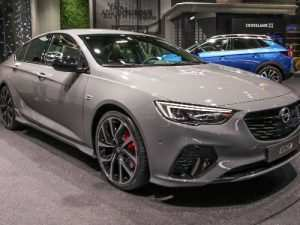 Nouvelle Opel Insignia 2020