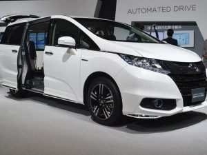 When Does 2020 Honda Odyssey Come Out