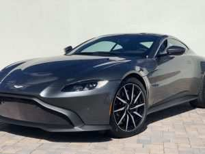 31 New 2019 Aston Martin Vantage For Sale Price and Release date