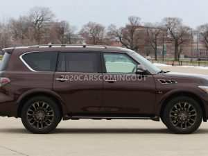 31 New 2019 Infiniti Qx80 Monograph Redesign and Concept