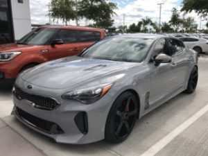 31 New 2019 Kia Stinger Overview