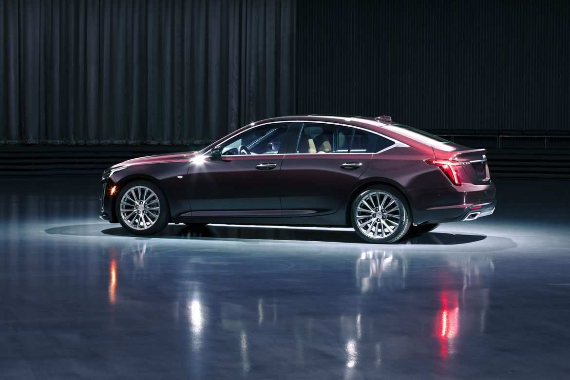 31 New 2020 Cadillac Sports Car Release Date