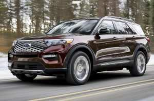 31 New 2020 Ford Explorer Job 1 Release Date