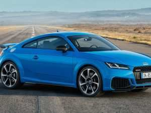 31 New Audi Tt Rs 2020 Exterior and Interior