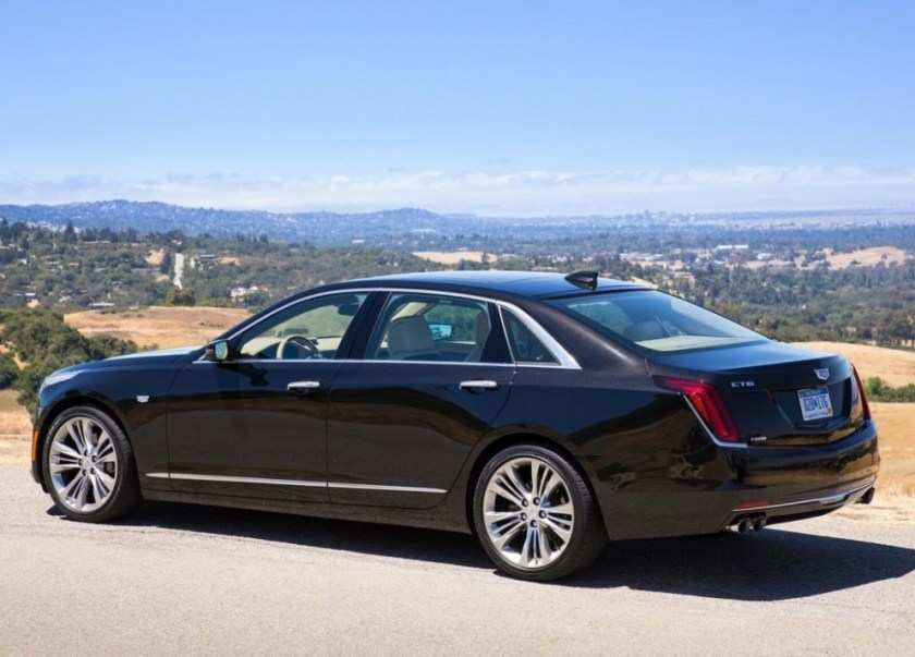 31 New Cadillac Ct8 2020 Review And Release Date