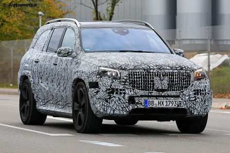 31 New Mercedes Maybach Gls 2019 Price And Release Date