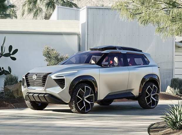 31 New Nissan Xmotion 2020 Specs And Review