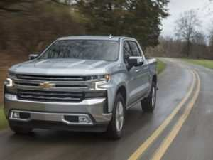 31 The 2019 Chevrolet Diesel Spy Shoot