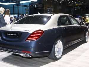 31 The 2019 Mercedes Maybach S650 Configurations