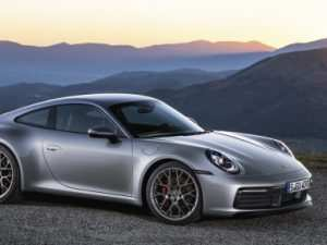 31 The 2019 New Porsche 911 Review and Release date