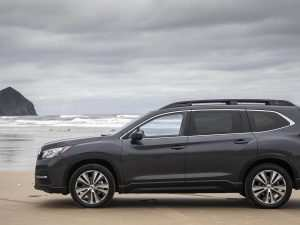 31 The 2019 Subaru Ascent Price New Review