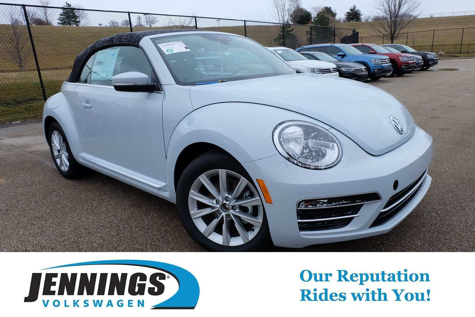 31 The 2019 Volkswagen Beetle Convertible First Drive