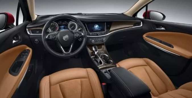 31 The 2020 Buick Lacrosse Interior Wallpaper