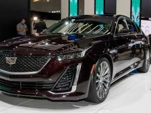 31 The 2020 Cadillac Cts Exterior and Interior