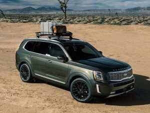 31 The 2020 Kia Telluride Australia Spy Shoot